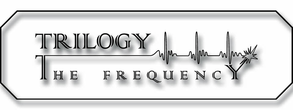 Logo - SF Trilogija The Frequency - Janja Srečkar