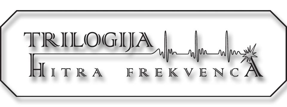 Logo - ZF trilogija Hitra frekvenca - Janja Srečkar